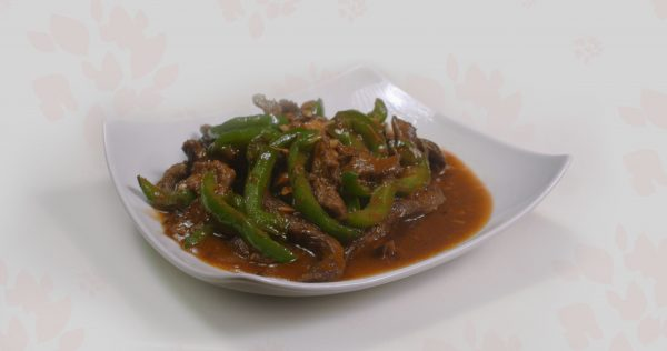 Shredded Meat and Green Pepper 2